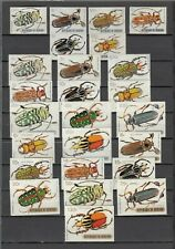BURUNDI, 1970 Käfer 537-61 **, (27911)