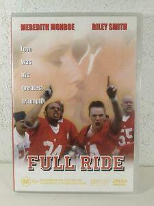 Full Ride DVD - SPORTS DRAMA_HIGH SCHOOL FOOTBALL AMERICAN MOVIE - RARE REGION 4