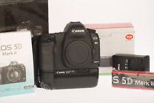 Canon EOS 5D Mark II Body mit BG E6    85518