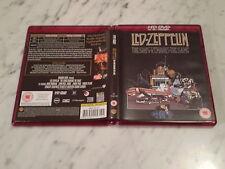 HD-DVD LED ZEPPELIN - THE SONG REMAINS THE SAME - 137 Min. TOP neuwertig