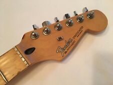 1999 Fender Stratocaster Maple Neck MIM Mexican Loaded Real Relic