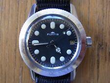 FORTIS Automatico Divers Orologio. buone CONDIZIONI ORIGINALI-creduto dai primi anni Settanta.