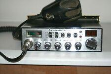 Cobra 29 Ltd Classic Cb Radio w Bracket, Mic & Harness. Works!