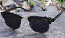 Women Men Retro Round Polarized Glasses Vintage Pilot Driving Sunglasses UV400