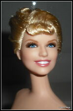 NUDE BARBIE (H) MATTEL CELEBRITY DORIS DAY PILLOW TALK BLONDE  DOLL FOR OOAK (H)