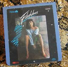 FLASHDANCE JENNIFER BEALS CED video disc RCA SelectaVision