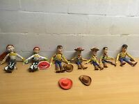DISNEY TOY STORY WOODY JESSIE PULL STRING TALKING YOU CHOOSE