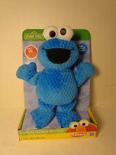 Sesame Street Hasbro Playskool My First Cookie Monster In Original Package 2011