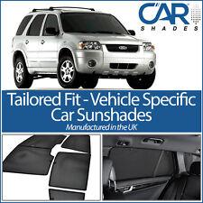 Ford Maverick 5dr 00-07 UV CAR SHADE WINDOW SUN BLINDS PRIVACY GLASS TINT BLACK