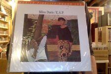 Miles Davis E.S.P. 2xLP sealed 180 gm vinyl MFSL MOFI 45 RPM