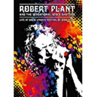 ROBERT PLANT AND...-LIVE AT DAVID LYNCH'S FESTIVAL OF DISRUPTION-JAPAN DVD K81
