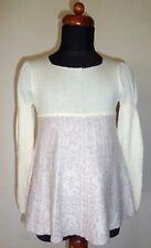 ❤ I Pinco Pallino ❤ azúcar dulce suéter con cachemira ❤ talla 6 116 ❤