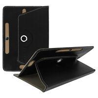 Housse Etui Fonction support Universel Tablette 10 '' - Noir - Orientation 360°