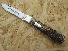 Puma Taschenmesser Jagdmesser Jagd-Messer Klappmesser Hirschhorn 308111