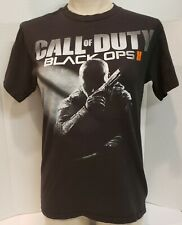 Call of Duty Black Ops II T-Shirt Small Black
