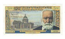 France - 5 Francs   1962
