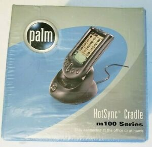 Palm Hotsync Cradle - M100 Series- FACTORY SEALED! Vintage 2000