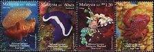 Malaysia 2015 Joint Issue with Thailand -- Marine Creatures MNH
