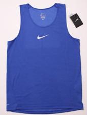 Nike New Mens Aeroreact Running Singlet Tank Shirt 920783 Xlarge Xl $85