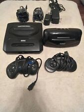 SEGA GENESIS MODEL 2 SYSTEM WITH 32X CONSOLE + 2 CONTROLLERS & ALL HOOKUPS