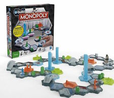 U-BUILD MONOPOLY Hasbro 2010.  Boys & Girls 8+ New