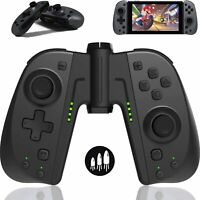 New, Black Wireless Nintendo Switch Controllers + JoyCon. Has Turbo + Macros