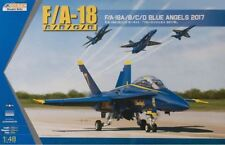 Kinetic 1/48 McDonnell-Douglas F/A-18A/B/C/D Blue Angels 2017 # 48073