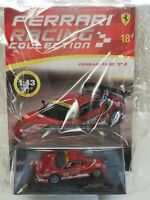 FERRARI F430 GT2 24h Le Mans 2010 1:43 FERRARI RACING C. #18 MOC die-cast