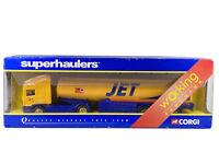 CORGI SUPERHAULERS DIECAST ERF FUEL TANKER-JET 1:64 TY86809 BOXED