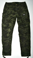 G-Star Raw, Rovic Loose Strapped, W33 L32 Cargo Stretch Camouflage Samples