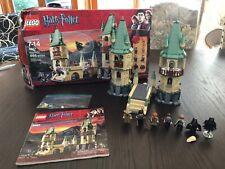 LEGO 4867 Harry Potter Hogwarts 100% Complete, Box, Instructions