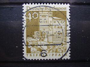 Bund Nr. 494  Ortsvollstempel