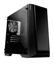 Antec P6 Gaming Micro ATX Mid Tower Computer Case with Glass Side Panel 6 HD Dri