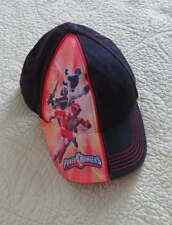 POWER RANGERS Mystic Force Child's Boy's Baseball Style CAP Hat Clean Adjustable