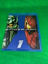 Spider-Man Blu-Ray