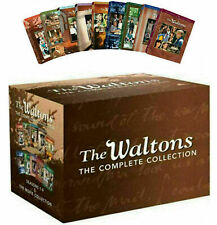 The Waltons : Complete series, Box Set , 1-9, DVD set , Shipping is free.