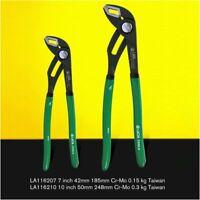 LAOA Water Pump Pliers Plumber Pipe Universal Wrench Plumbing Grip Pipe Tools xu