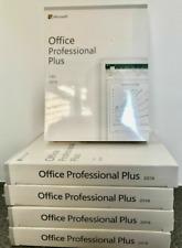 Microsoft Office 2019 Professional Plus 32/64Bit Express Shipping PC FULL VERSIO