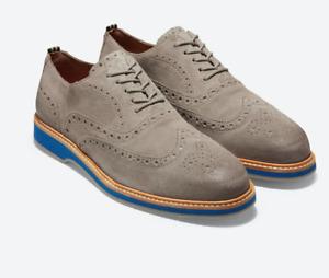 Size: US 10.5, 12 COLE HAAN , Mans, Morris Wingtip Oxford style: C31464