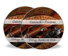 Gunsmith Gun Rare Books Magazines DVD Rifle Armourer Cleaning Repair Kit Oil 275
