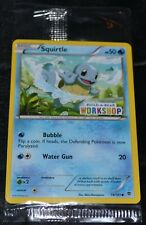 Squirtle # 14/101 Build-A-Bear Promo Set Pokemon Cards Factory Sealed NEW MINT
