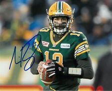 MIKE REILLY SIGNED 8X10 PHOTO EXACT PROOF COA AUTOGRAPHED EDMONTON ESKIMOS 2