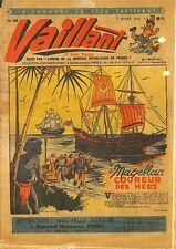 "PERIODIQUE JEUNESSE "" VAILLANT, LE JEUNE PATRIOTE "" 1946"