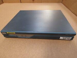 Cisco 1841 V04 Modular Router CCNA CCNP #E6