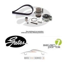 Zahnriemensatz Spannrolle Umlenkrolle Gates und Wasserpumpe VW Audi 1.4 1.9 TDI