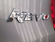 REVO CAR BADGE TOYOTA HILUX DECALS LOGO STICKERS EMBLEM MARK LABEL SIGN GENUINE