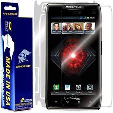 ArmorSuit MilitaryShield Motorola Droid Razr Screen Protector + Full Body Skin!