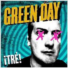 Green Day - ! Tre ! Vinyl LP Reprise Records 2013 NEW & SEALED