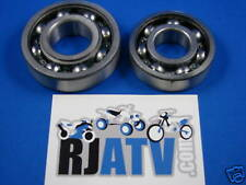 Yamaha YT125 1980-1985 Main Crankshaft Bearings YT 125