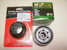 KIT FILTRO OLIO HF191 + CHIAVE DIAMETRO 68 PER TRIUMPH SPEED TRIPLE 955  99-04